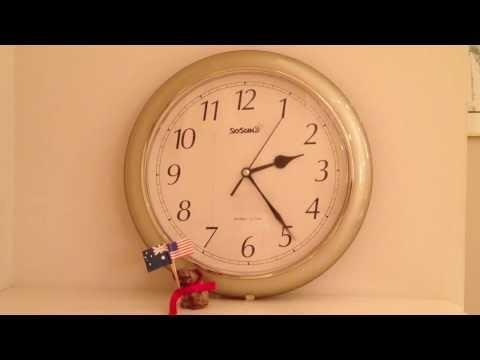 SkyScan Atomic Clock Retarding Time