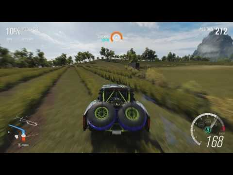 Forza Horizon 3 - All 5 Showcase Events