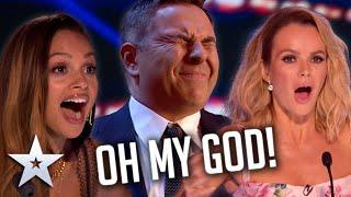 Judges in DANGER!   Auditions   Britain's Got Talent