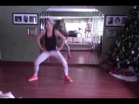 Zumba Fitness Workout Choreography - To