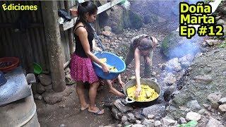 Cociendo los ayotes para darle a Ediciones doña Marta #12 - Ediciones Mendoza