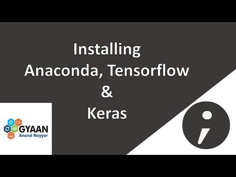 Machine Learning & Deep Learning Setup using R-Installation of Python + Anaconda + Tensorflow [2018]