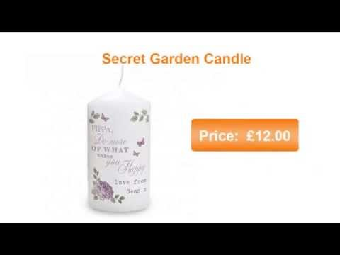 Custom Made or Customized Candles – Personalised Candles Online UK