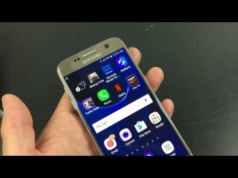 Galaxy S7: How to Increase/Decrease Ringtone, Media, Notifications, System Sounds