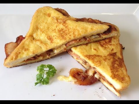 BACON AND EGG FRENCH TOAST RECIPE THING  - Greg's Kitchen