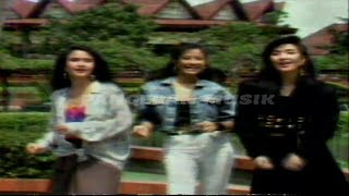Trio Idola - Menari Dan Bergoyang (original Music Video & Clear Sound)