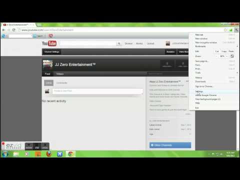 How to take off a Google Chrome TOOLBAR