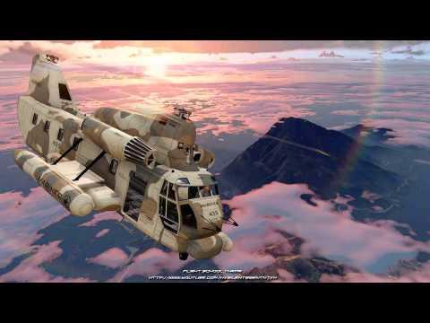 Grand Theft Auto [GTA] V - Flight School (Flying) Music Theme