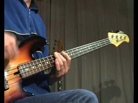 Paul McCartney - My Brave Face - Bass Cover