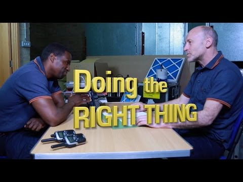 Doing the right thing -  mental health in the workplace