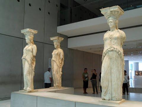 Greece - Athens (Acropolis Museum) / Αθήνα (Μουσείο Ακρόπολης)