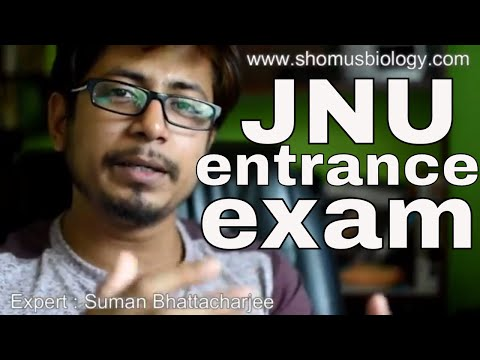 JNU entrance exam preparation for MSc and phD | Tips to qualify JNU entrance test?