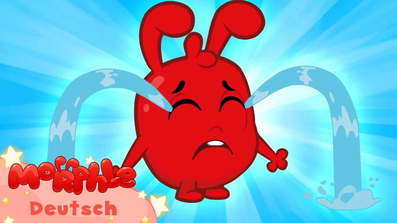 Morphle Deutsch | Morphle ist allein und weint | Zeichentrick für Kinder | Zeichentrickfilm