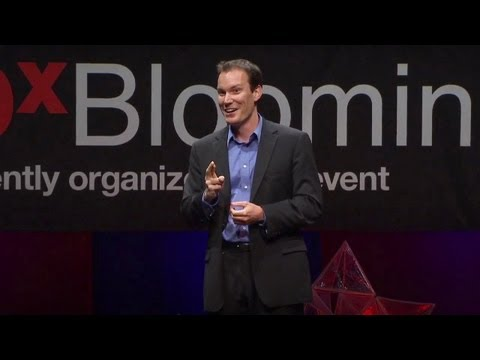 The happy secret to better work | Shawn Achor