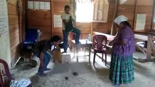 AVP Workshop Role Play In Q Eqchi Language In Coban Guatemala