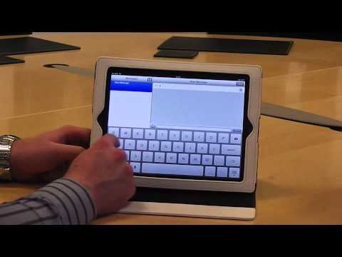 iMessage - Set up and use iMessaging on iPad