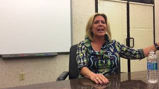 Springfield city council candidate Kelli Moriarty-Finn on terms & term limits