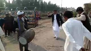 Sammi Dance on Dhol Beat.