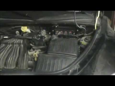 How To Change The PCM On A Chrysler PT Cruiser
