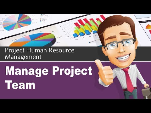 9.4 Manage Project Team Process | Human Resource Management || whatispmp.com