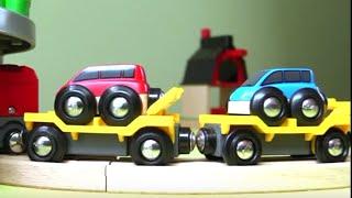 Trenes infantiles - Carritos para niños - Coches para niños