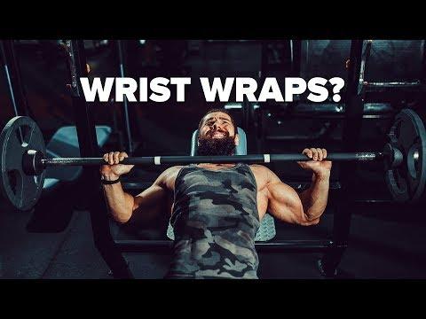 Should You Use Wrist Wraps on Bench Press?