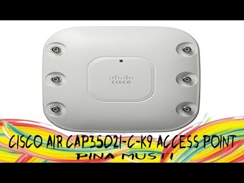 Cisco AIR CAP3502I-C-K9 Access Point