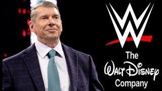 RAW WWE Sold To Walt Disney For $5 Billion Vince McMahon Confirms April fools joke!