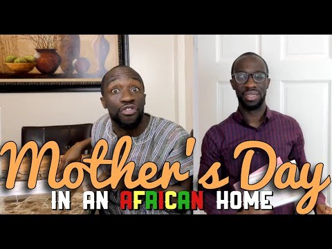 In An African Home: Mother's Day