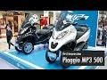Download Video First Impression Piaggio MP3 500 I OTO.Com 3GP MP4 FLV