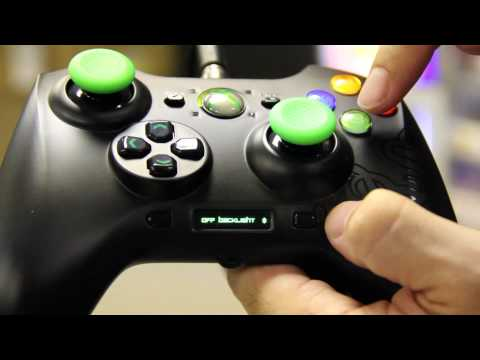 Razer Sabertooth In-Depth Xbox 360 and PC Controller