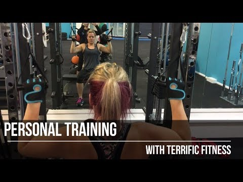 Personal Training with Terrific Fitness