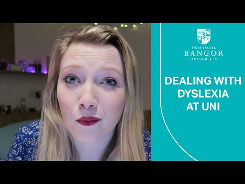 Dealing with Dyslexia at University - with Hannah