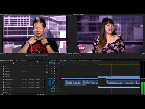 Autotune your video transitions with Adobe Premiere's Morph Cut