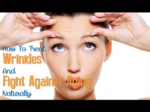 😍💕How To Fight Wrinkles With This NATURAL INSTANT WRINKLE ERASER!!💕