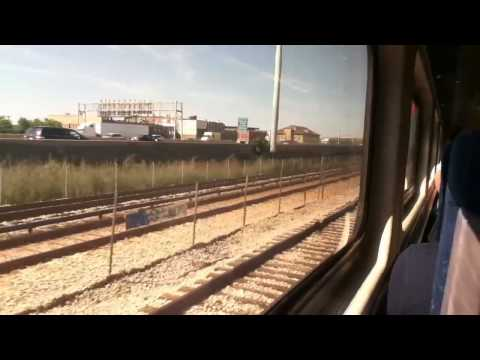 Train Trip Chicago to St.Louis - Part 1