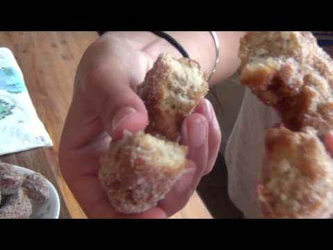How to Make No Yeast Apple Cider Donuts!!! -Lily Pad