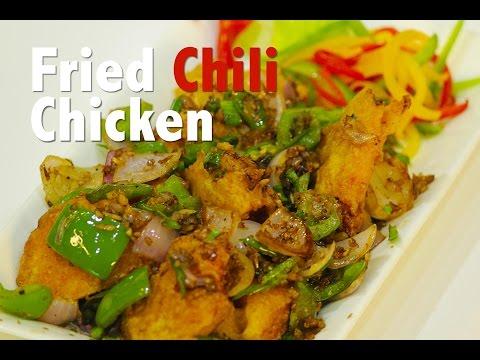 Fried Chili Chicken - Kolkata Style | ChefHarpalSingh