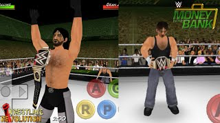 WWE 2k16 Mod (WR3D MOD) V2 Android (Root) - The Most Popular