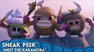 """""""Meet The Kakamora"""" Clip - Disney's Moana"""
