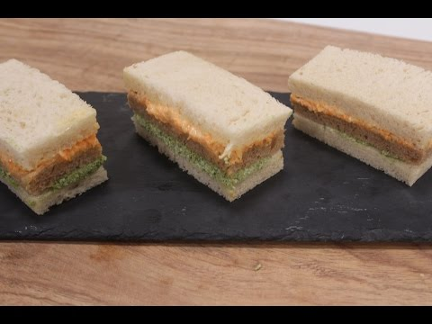 Carrot And Chutney Sandwich | Recipes Under 15 Minutes | Chef Jaaie | Sanjeev Kapoor Khazana