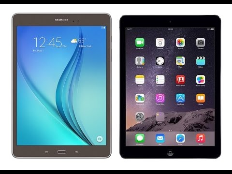 How to convert an Android Tablet into an iPad! (Including Apple apps)