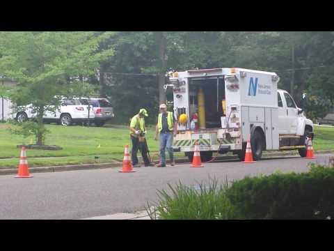 Manalapan Gas Leak and NJ Natural Gas: A gas leak to be ignored, confronted by gas rep (Parts 1 & 2)