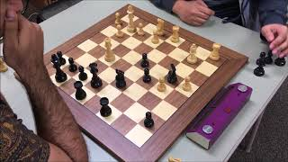 Can't Count Out A National Master vs. Grandmaster