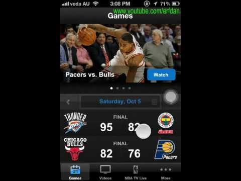 NBA League pass FREE (UPDATED) - Tutorial - April 2014 and NBA Live TV!