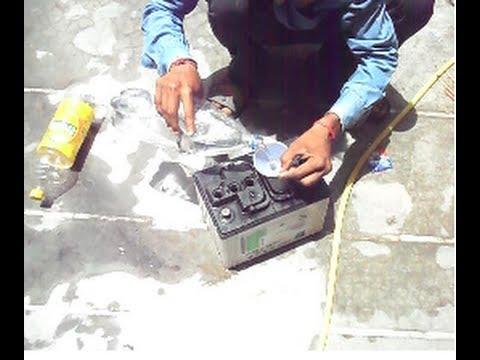 How to Repair Car Battery