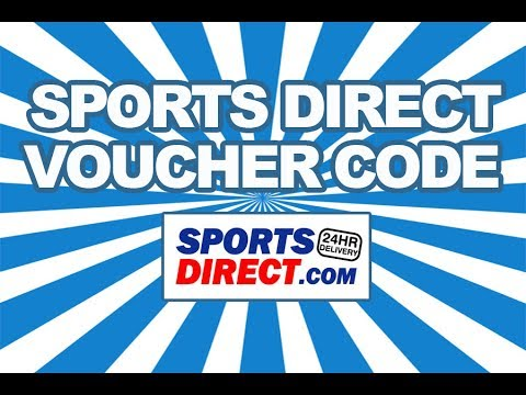 Sports Direct Voucher Code, Discount Codes and Promotional Codes 2014