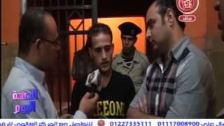 لقاءات مع عتاة المجرمين فى شبرا الخيمة. د. حسين ثابت