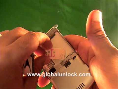Easy Vodafone UK Motorola PEBL Unlock Method