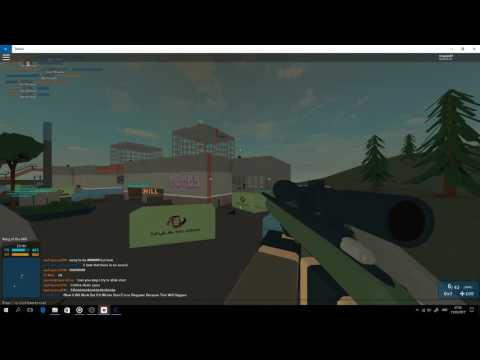 How To Fly Hack in Phantom Forces ROBLOX| Win 10 App Version